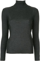 ASTRAET ribbed turtleneck pullover