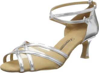 Diamant Women's Damen Latein Tanzschuhe 035-077-013 Ballroom Dance Shoes