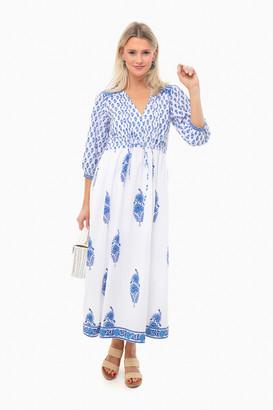 Provencal Poppy Maria Dress