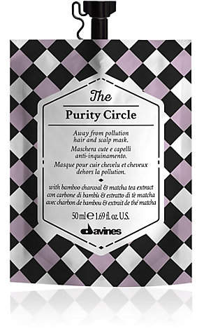 Davines Women's The Purity Circle Hair Mask 50ml