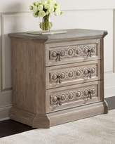 Baird 3-Drawer Bedside Chest