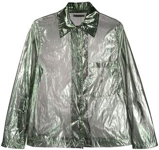 Our Legacy Square sheer shirt