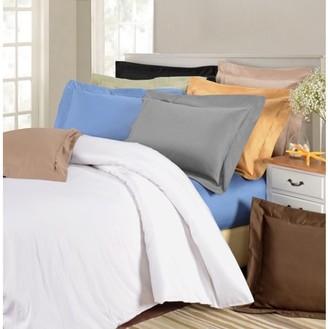 Impressions Karlene Egyptian Cotton Solid Duvet Cover Set