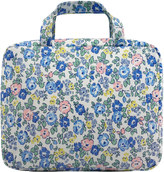 Cath Kidston Walton Rose 2 Part Beauty Bag