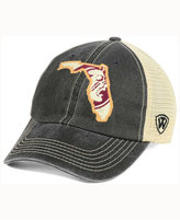 Top of the World Florida State Seminoles Heritage Collection Mesh Trucker Cap