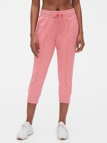 Gap GapFit Brushed Jersey Crop Jogger