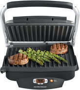 Hamilton Beach Steak Lovers Indoor Grill