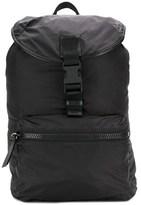 Givenchy Men's Black Polyamide Backpack.