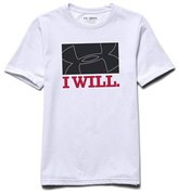 Under Armour Boy's 'I Will' Graphic T-Shirt