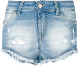 Frankie Morello Blandine denim shorts