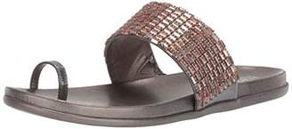 Kenneth Cole Reaction Women Slim Tricks 2 Toe-Ring Sandal Flat