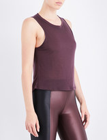 Koral Muscle sleeveless jersey top