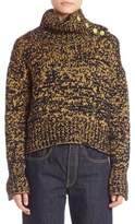 Rag & Bone Wool Blend Turtleneck Sweater