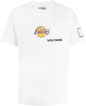 Zadig & Voltaire x NBA Tobias Lakers T-shirt