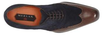 Mezlan Men's 'Ronda' Spectator Shoe