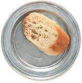 Match Narrow Rim Bread Plate