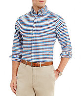 Daniel Cremieux Slim-Fit Check Oxford Long-Sleeve Woven Shirt