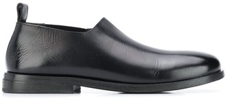 Marsèll Round Toe Leather Loafers