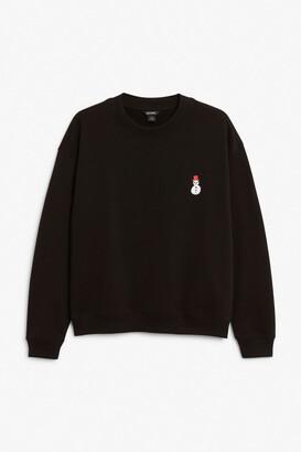 Monki Christmas sweater