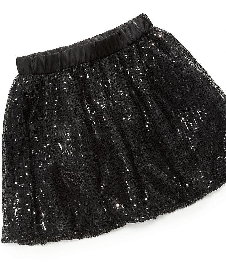 Baby Phat Skirt, Girls Sequin Bubble Skirt