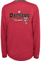 Finish Line Men's Wisconsin Badgers College Earn It Long-Sleeve Shirt