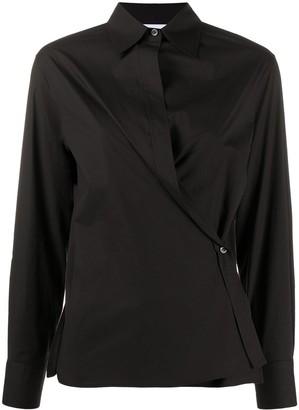 Moschino Wrap-Around Shirt