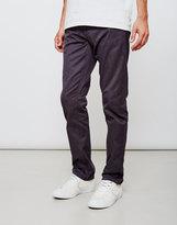 HUF Selvedge Chino Pant Grey