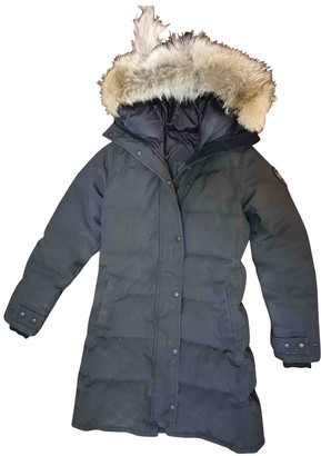 Canada Goose Shellburne Black Coat for Women