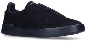 Ermenegildo Zegna Couture 3X Sneakerss