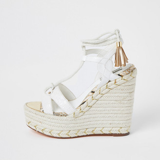 White Tie Wedges   Shop the world's