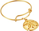 Alex and Ani Wire Ring Sand Dollar