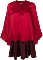 Roksanda Katra colour-block shift dress