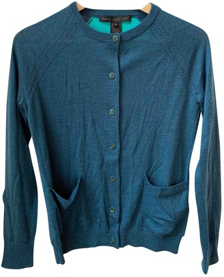 Marc by Marc Jacobs Turquoise Wool Knitwear for Women