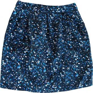 Suncoo Multicolour Skirt for Women