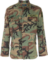 Polo Ralph Lauren camouflage jacket