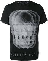 Philipp Plein skull print T-shirt - men - Cotton - L