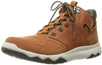 Teva Men's Arrowood Lux Mid Wp Sports and Outdoor Light Hiking Boot,(44.5 EU)