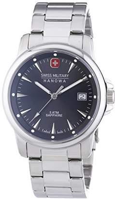 Swiss Military Hanowa Ladies' Watch XS Swiss Recruit Prime Stainless Steel Analogue Quartz 06-5044.1.04.009