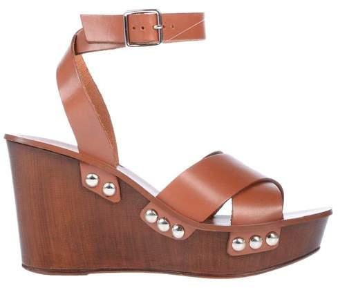 50d04cfea Tan Wooden Sandals - ShopStyle UK