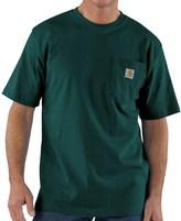 Carhartt Workwear T-Shirt - Short Sleeve (For Big Men)