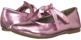 Pazitos Classic Ballerina MJ PU Girls Shoes