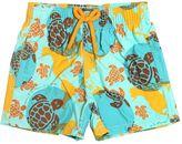 Vilebrequin Turtles Print Nylon Swim Shorts