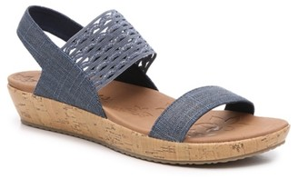 Skechers Cali Brie Most Wanted Wedge Sandal