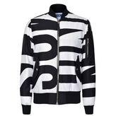 Moschino Stripe Bomber Jacket