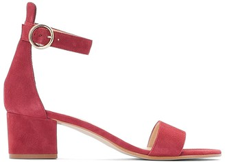 Jonak Vaestro Suede Sandals
