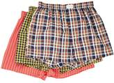 Tommy Hilfiger 3-Pack Woven Boxers Men's Underwear