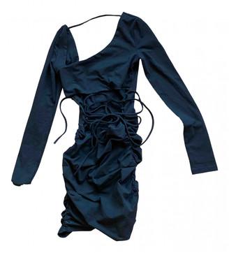 I.AM.GIA Black Synthetic Dresses