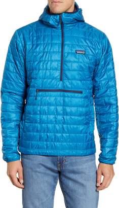 Patagonia Nano Puff(R) Bivy Regular Fit Water Resistant Jacket