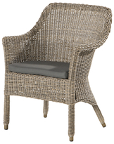4 Seasons Outdoor Valentine Galleria Garden Dining Chair