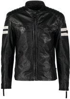 Gipsy Remmi Leather Jacket Schwarz